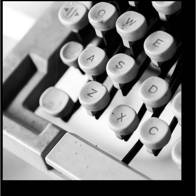 Модульная картина По клавишам