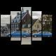 BMW на фене дома