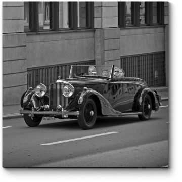 Bentley. 1936 год