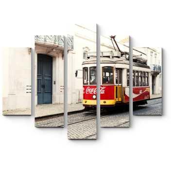 Трамвай Coca-Cola