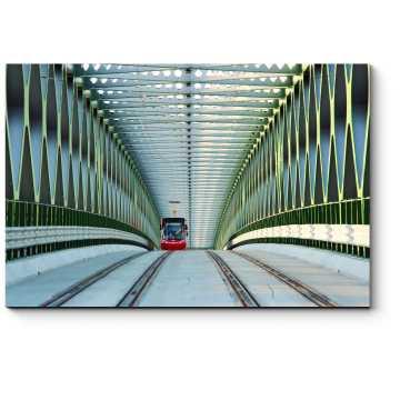 Братиславский трамвайный мост