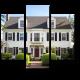 Классический американский загородный дом