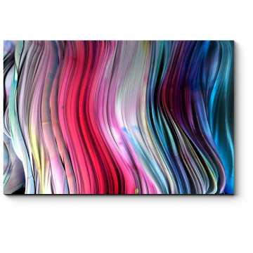 Разноцветные линии
