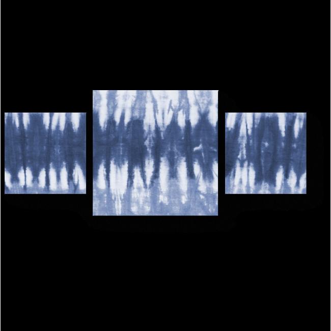 Модульная картина Tie-Dye узор