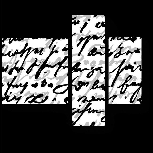 Модульная картина Стихи