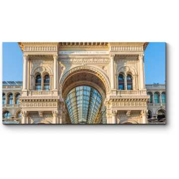 Галерея Виктора Эммануила, Милан