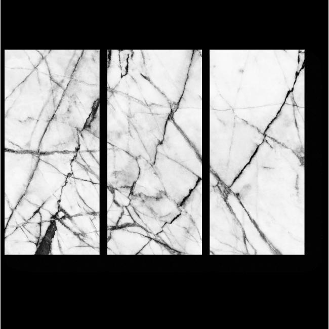 Модульная картина Мраморная текстура