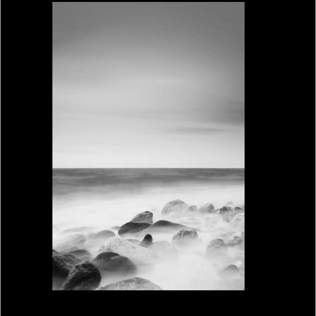 Модульная картина Тишина моря