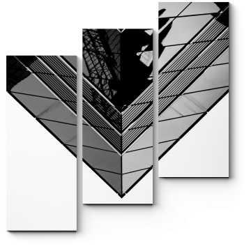 Идеальная симметрия мегаполиса