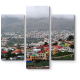 Вид с высоты птичьего полета на Кейптаун