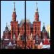 Великолепная архитектура Москвы