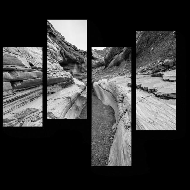 Модульная картина Долина