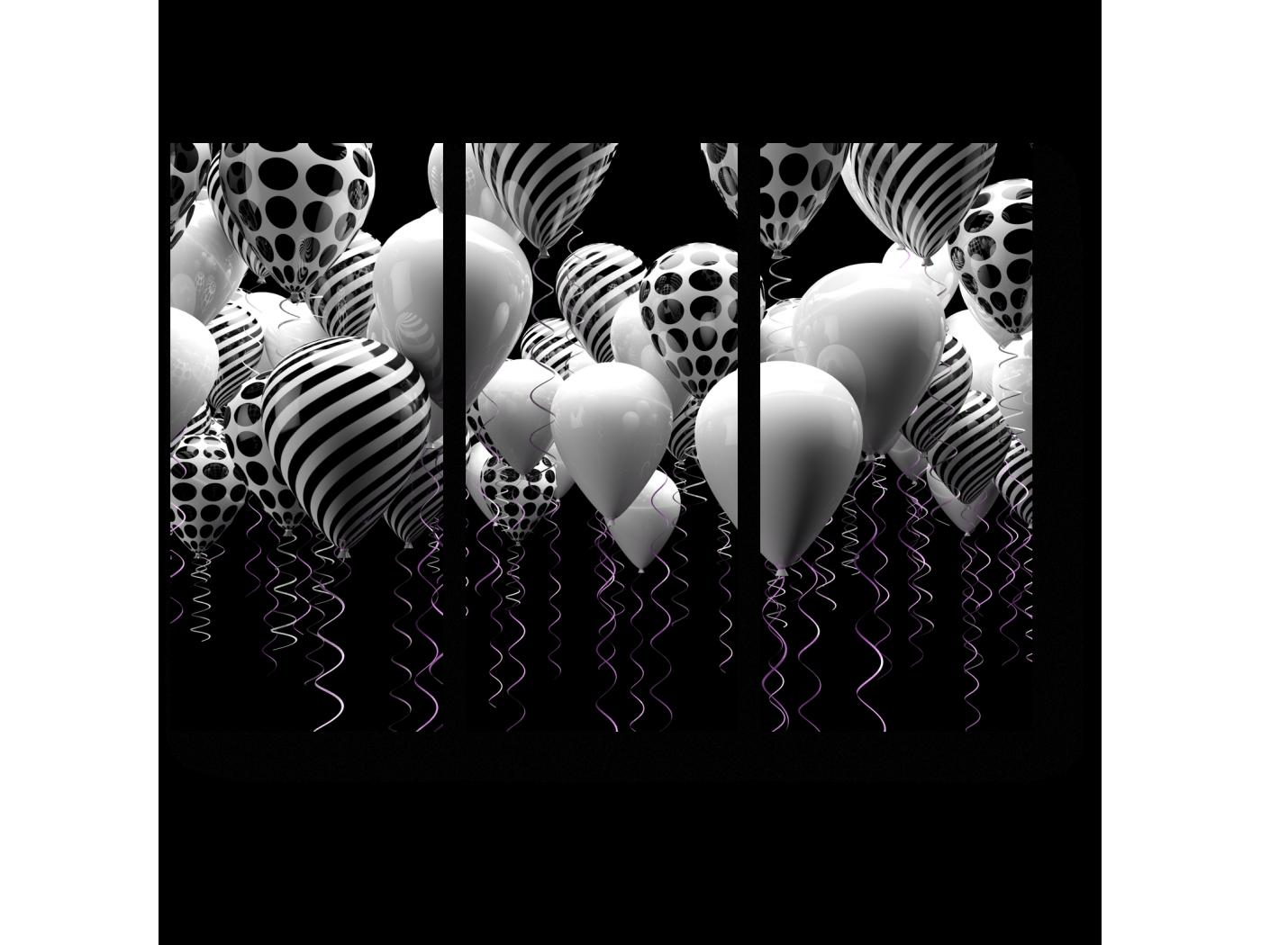 Модульная картина Праздничное настроение (60x43) фото