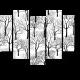 Графичный лес