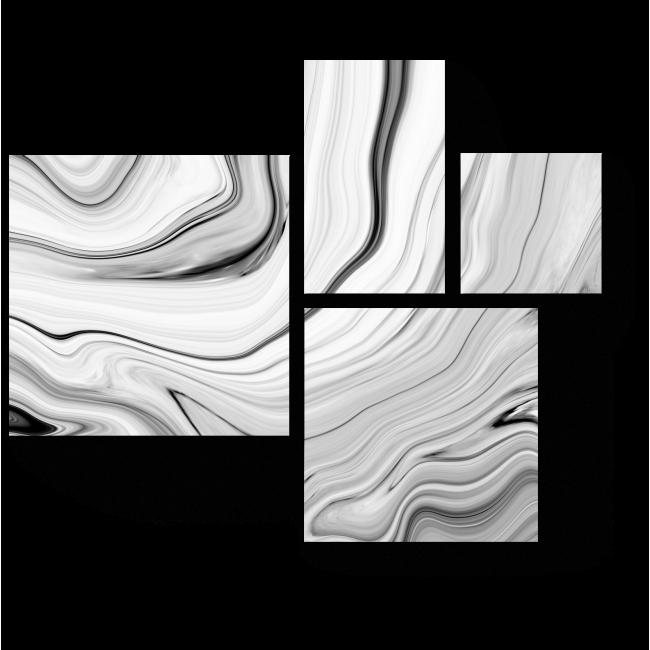 Модульная картина Глубина