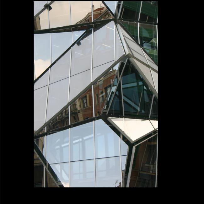 Модульная картина Современный облик