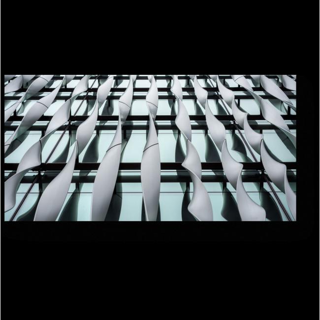 Модульная картина Декорации фасада в Лондоне