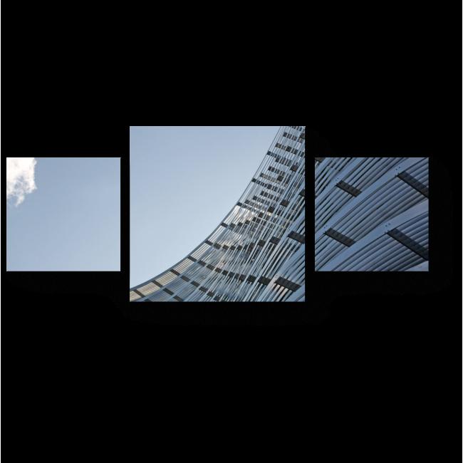 Модульная картина Изящество линий