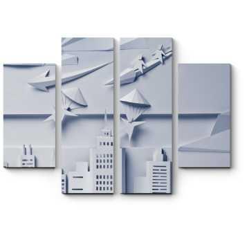 Бумажный город