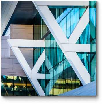 Модульная картина Конференц-центр в Балтиморе
