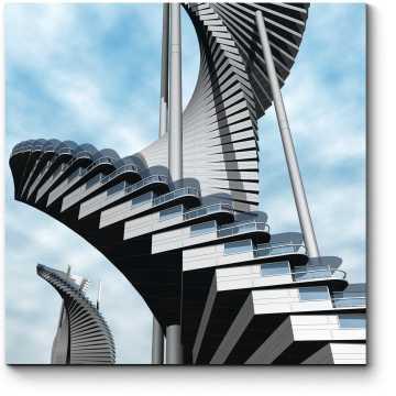 Башни-лестницы