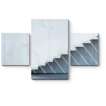 Лестница в стиле минимализма
