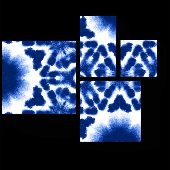 Модульная картина Причинно-следственные связи
