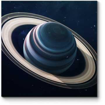 Модульная картина Красота Сатурна