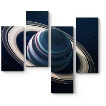 Красота Сатурна