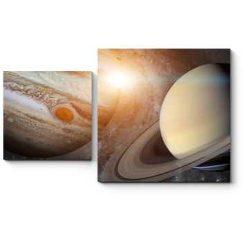 Кольца Сатурна