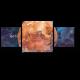 Акварельный Марс