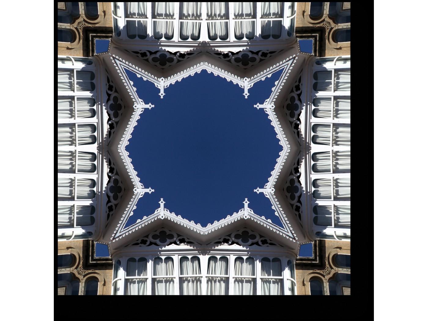 Модульная картина Спокойная композиция (20x20) фото