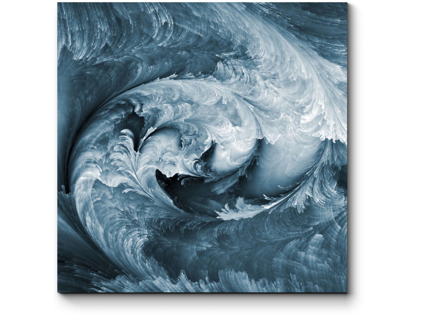 Модульная картина Обманчивый водоворот (20x20) фото