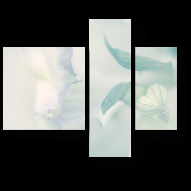 Модульная картина Воздушное цветение
