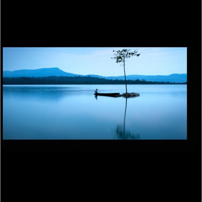 Модульная картина Умиротворение и покой