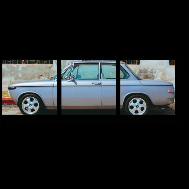 Модульная картина Ретро авто