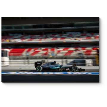 На Формуле 1 в Барселоне