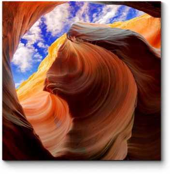 Геометрия каньона