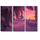 Пурпурный снег