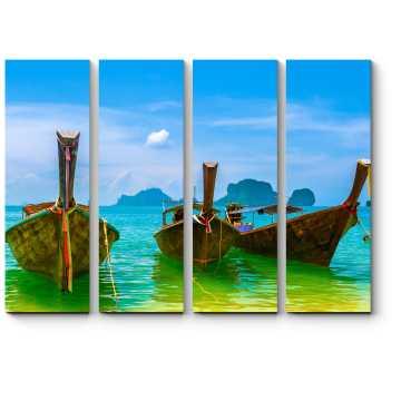 Модульная картина Тайская сказка
