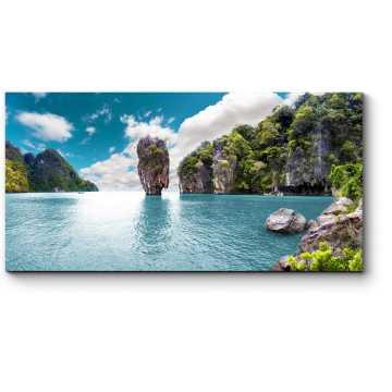 Впечатляющий пейзаж Тайланда
