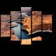 Удивительный вид на Гранд-Каньон