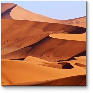 Модульная картина Дюны в Намибии