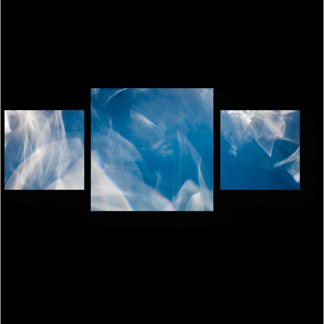 Модульная картина Легкий дым