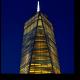 Стеклянный небоскреб в Нью-Йорке
