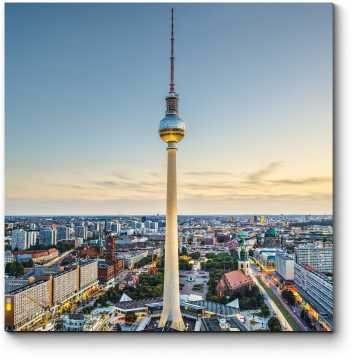 Модульная картина Башня в Германии