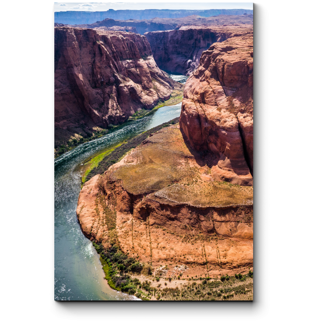 Модульная картина Река в Колорадо