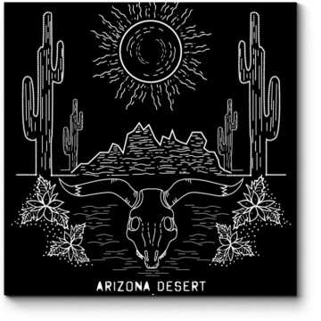 Пустыня Аризоны