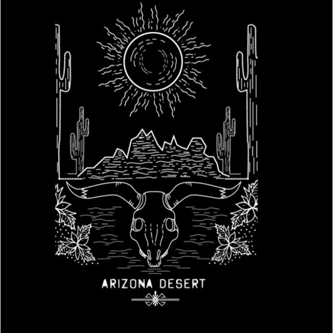 Модульная картина Пустыня Аризоны