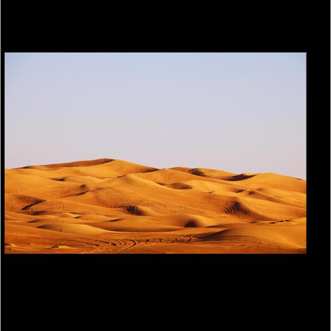 Модульная картина В пустыне все спокойно